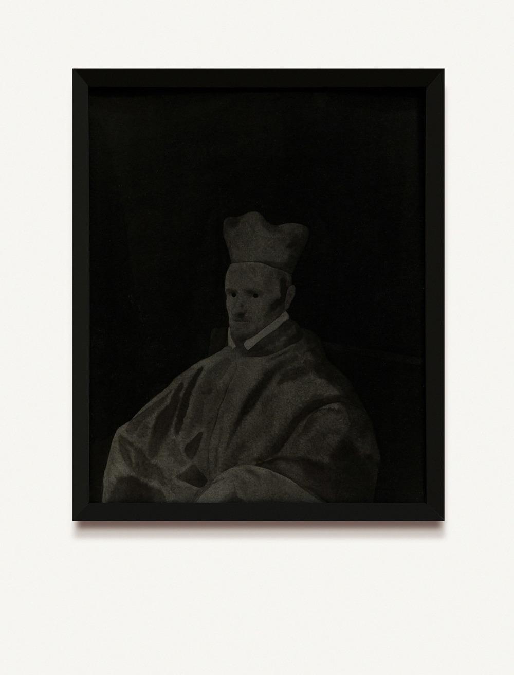 Retratos perdidos. Velázquez, Retrato del Cardenal Gaspar de Borja y Velasco, c. 1643-45. 2015