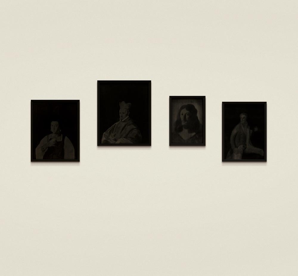 Retratos perdidos, 2015