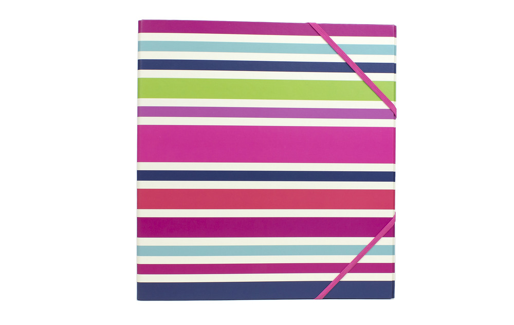 "1.5"" Ring Binder - Corner Strap // Greenroom, available at Target"