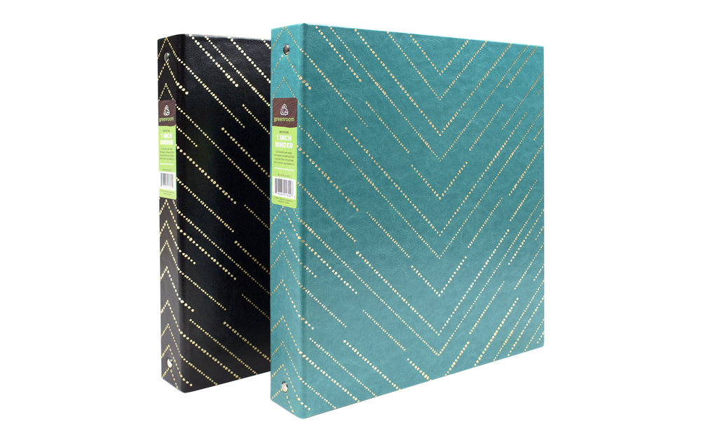 3-SUBJECT POLY NOTEBOOK   8.5 x 11 with pocket dividers