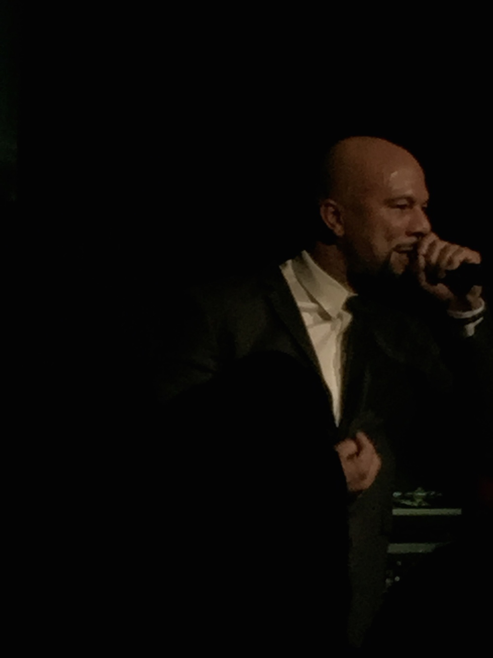 Common at the Celebration of Music in Film: Nina Simone