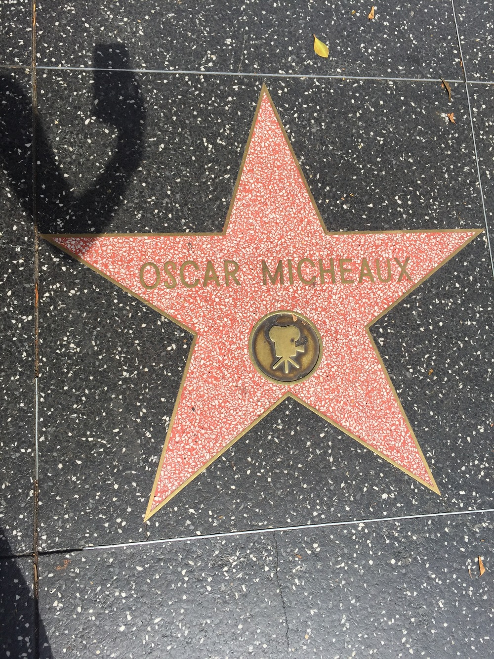 Visited the Hollywood Walk of Fame. I was surprised how vast it was the diversity of the stars.