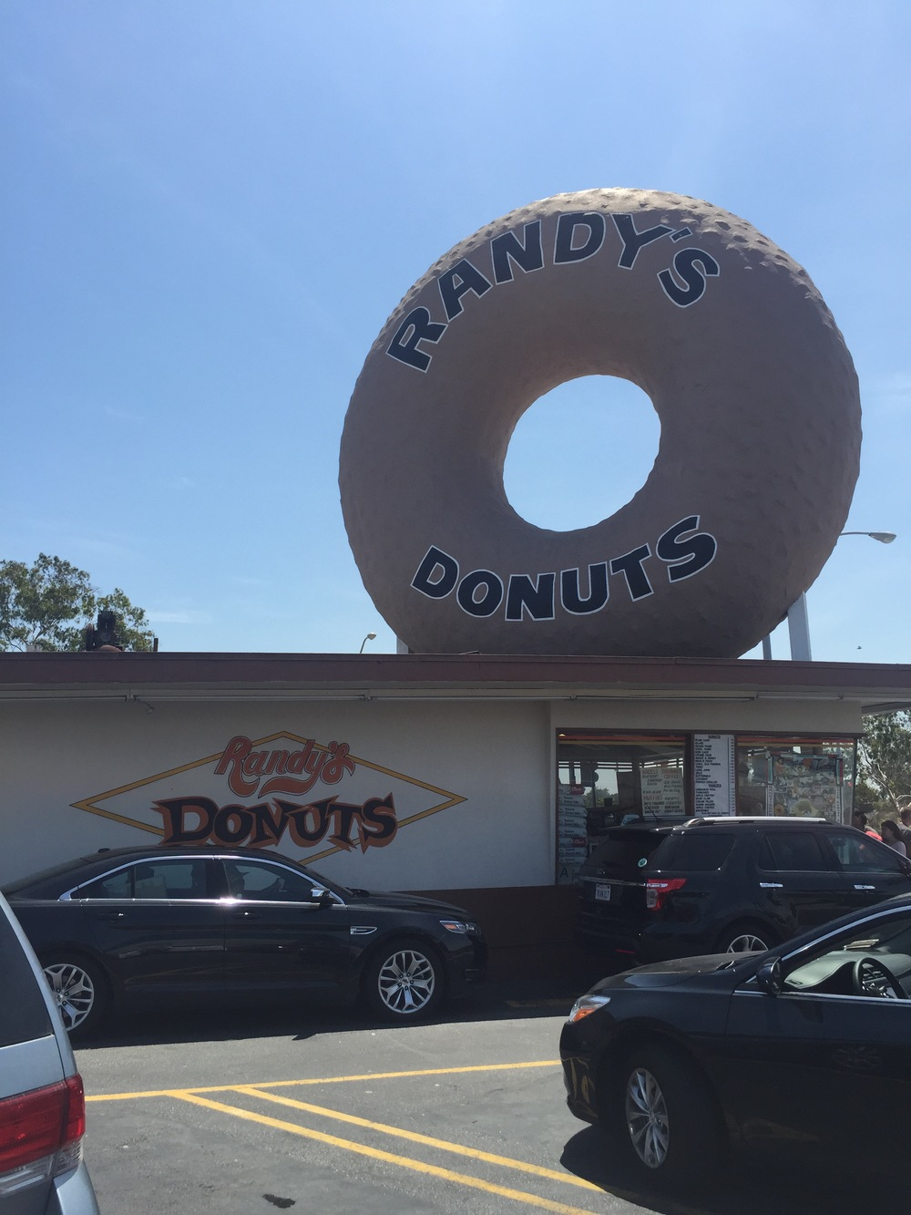 The most amazing donuts! It's in Inglewood so next time I have to go to Roscoe's Chicken and Waffles!