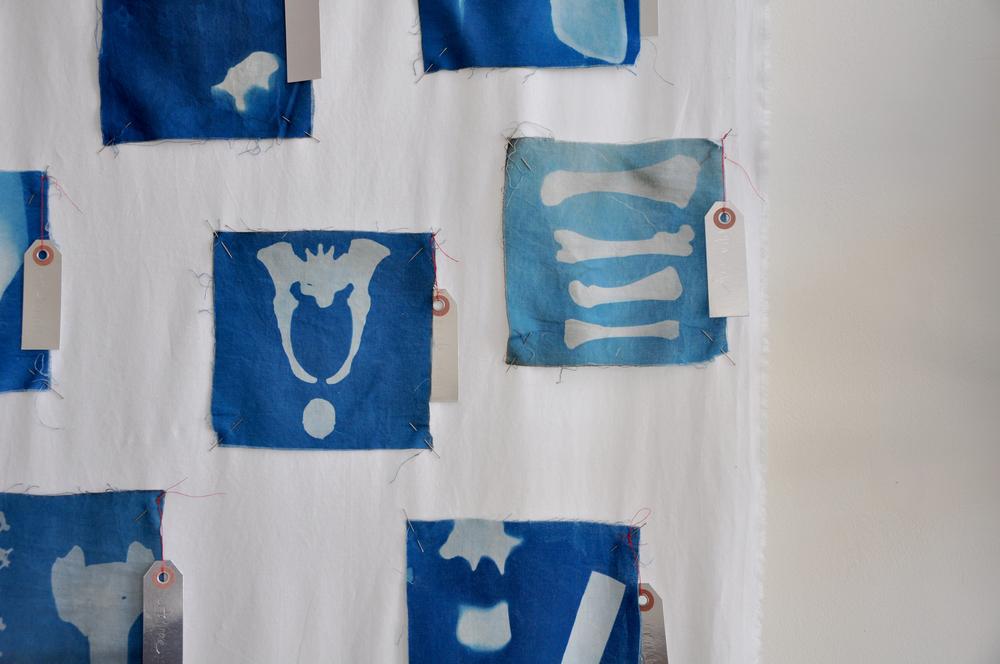 S.Hollis Mickey: Textured Textiles