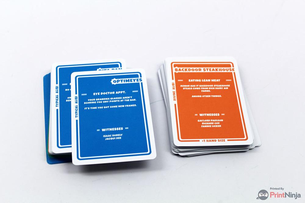 Alibi-Cards