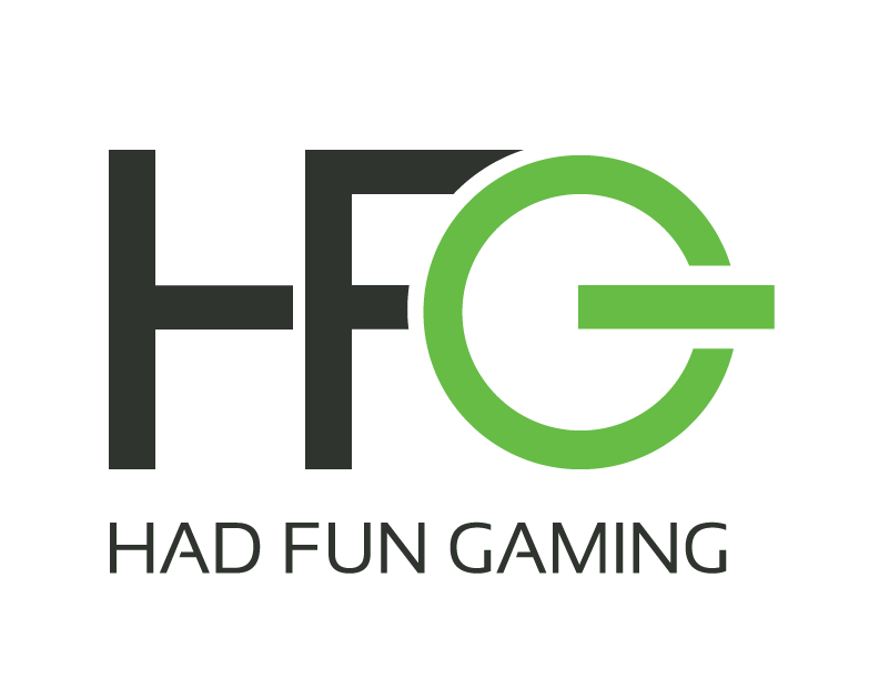 Logo concept for hypothetical game industry website.