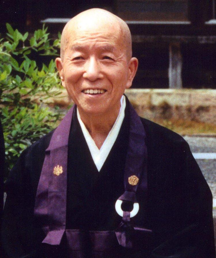 Gudô Wafu(Nishijma, 1919-2014)