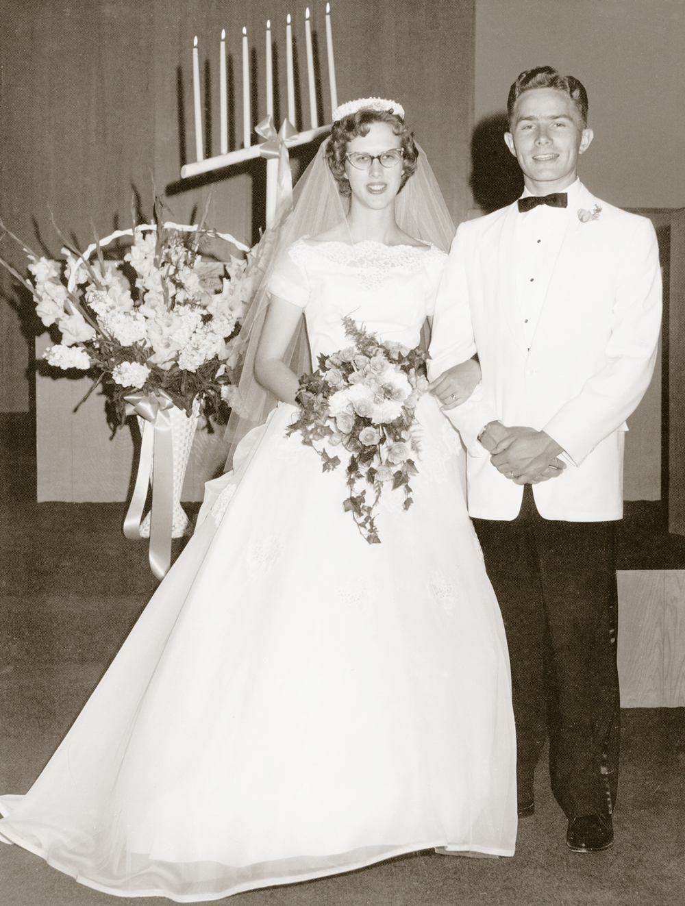 Wedding Day, 1961