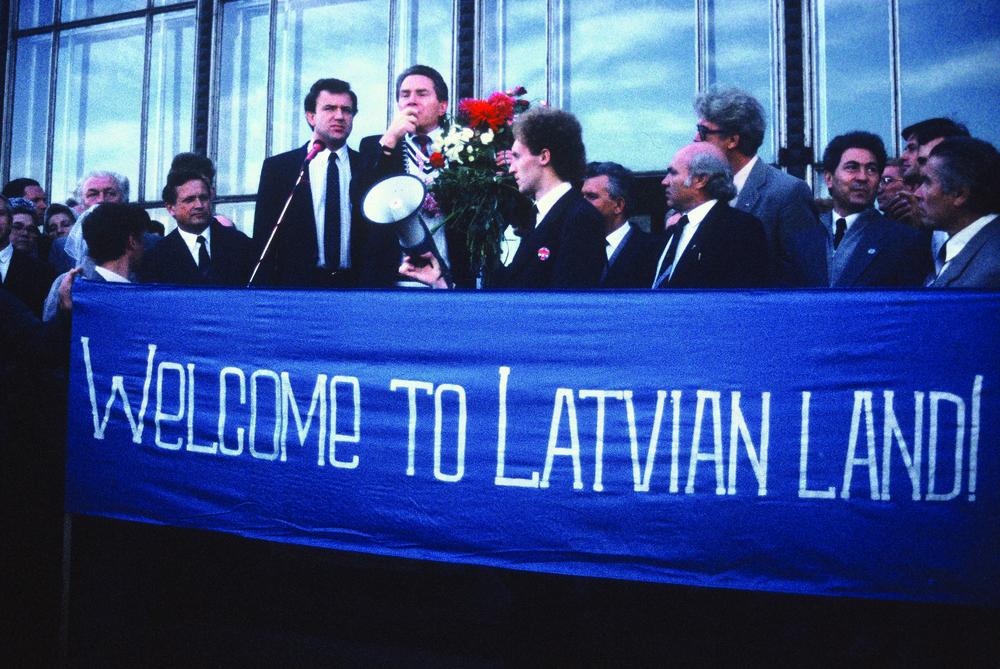 Latvia, 1989