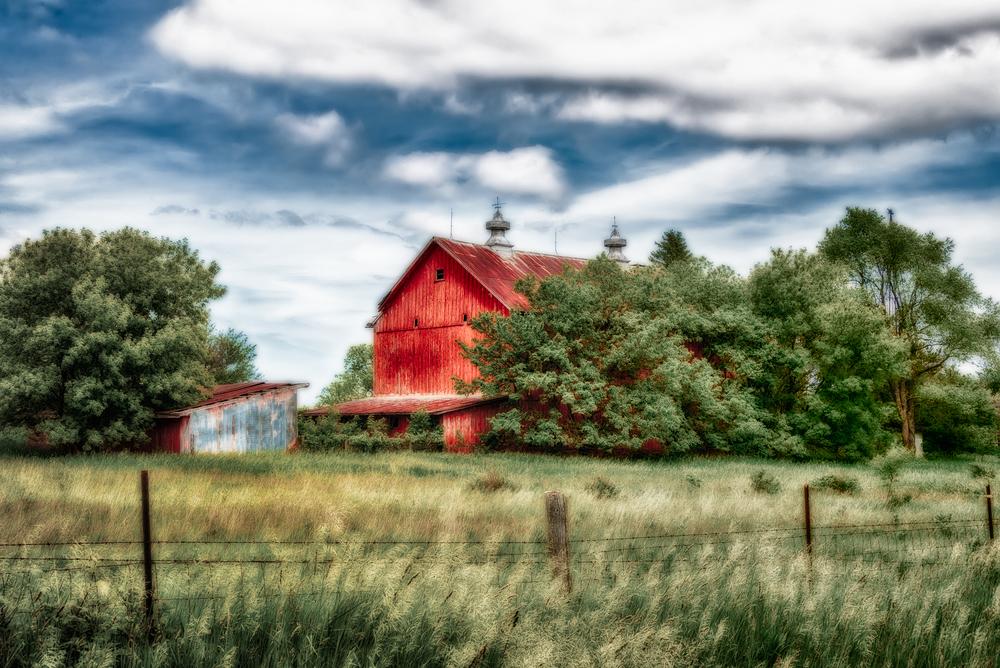 Big Timber Barn