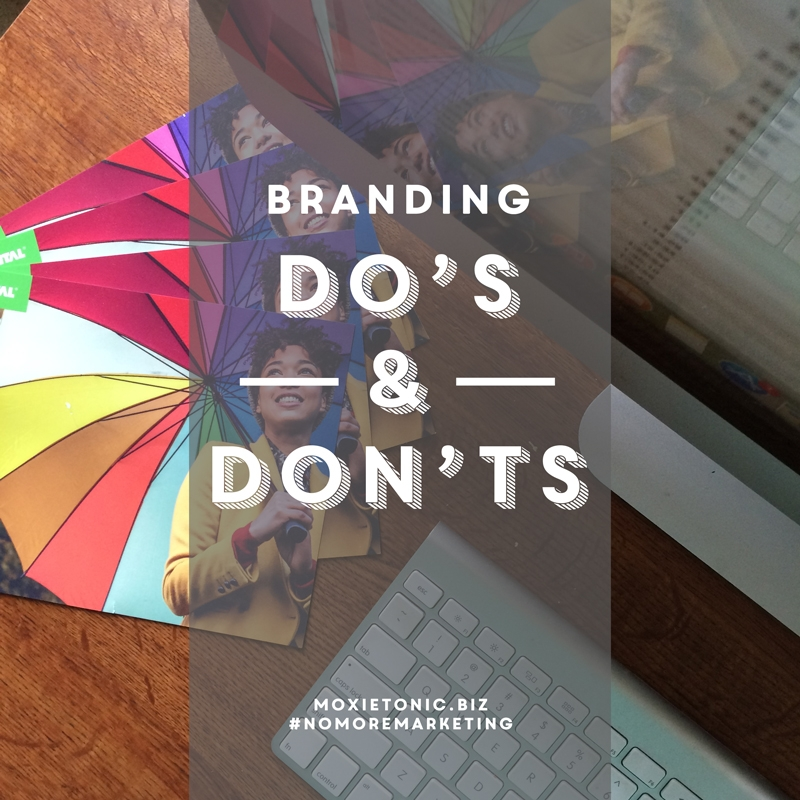 Rock your message to your #photography customers. Avoid these common branding mistakes. #moxietonic #nomoremarketing