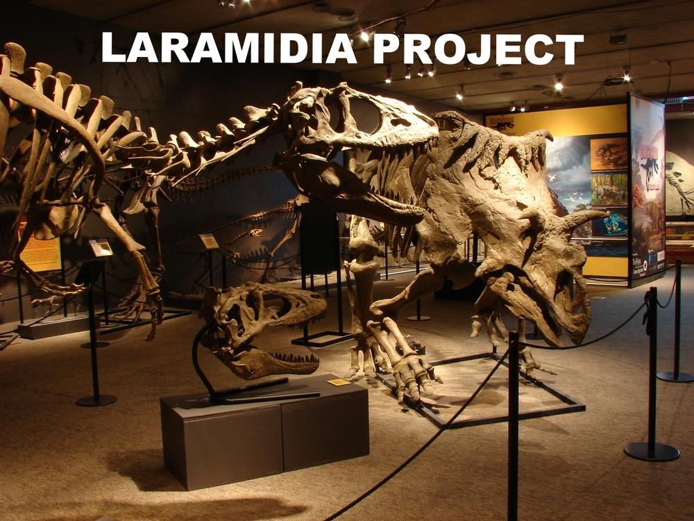 Laramidia Project Dinosaurs