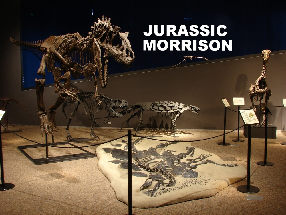 Jurassic Dinosaurs of the Morrison Formation
