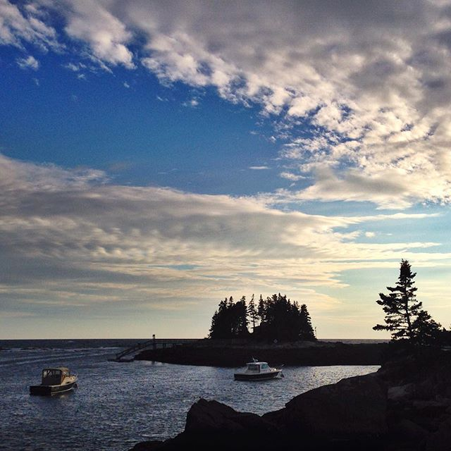 Southport, Maine... #maine #southport #island #ocean #newengland