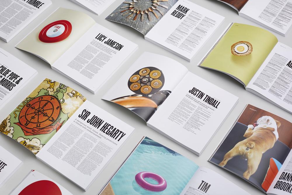 Creative Circle - Editoral