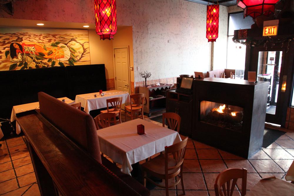 La Cueva Main Room Seats up to 37