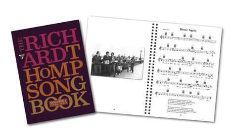 Merch Songbook Description Richard Thompson