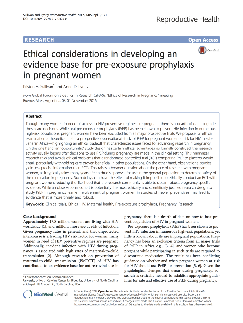 Direct Evidence Of Exposure Of Pregnant >> Publications Phases Pregnancy Hiv Aids Seeking Equitable Study
