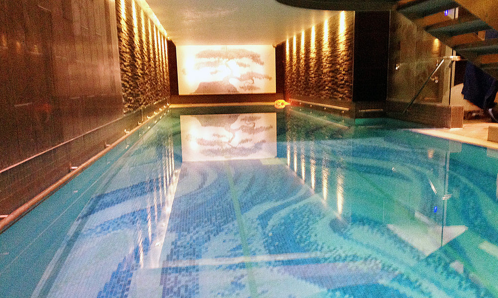 The Chuan Spa at The Langham Hotel