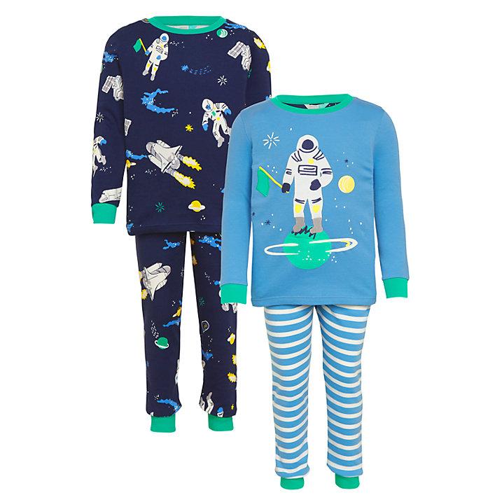 3. Space Print Pyjamas