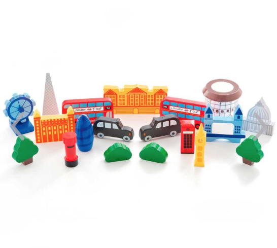 8. Little London Play Set