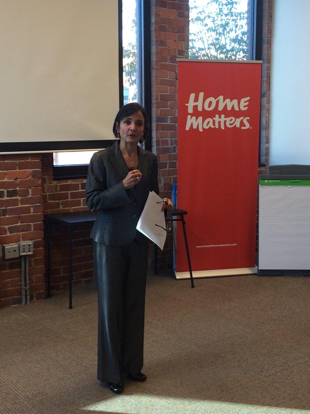 Sara Orozco, independent consultant