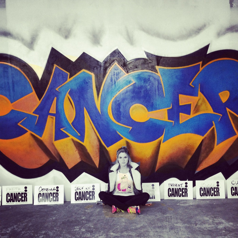 F*ck Cancer! Dancing for good causes.