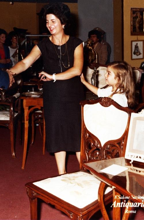 Maria Elisa Tanca e Chiara Bruschini Tanca