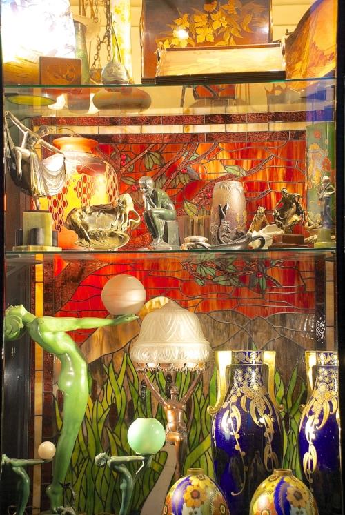 Art Nouveau & Dèco Showcase - Via dei Coronari, 8 - Bruschini Tanca Antiques