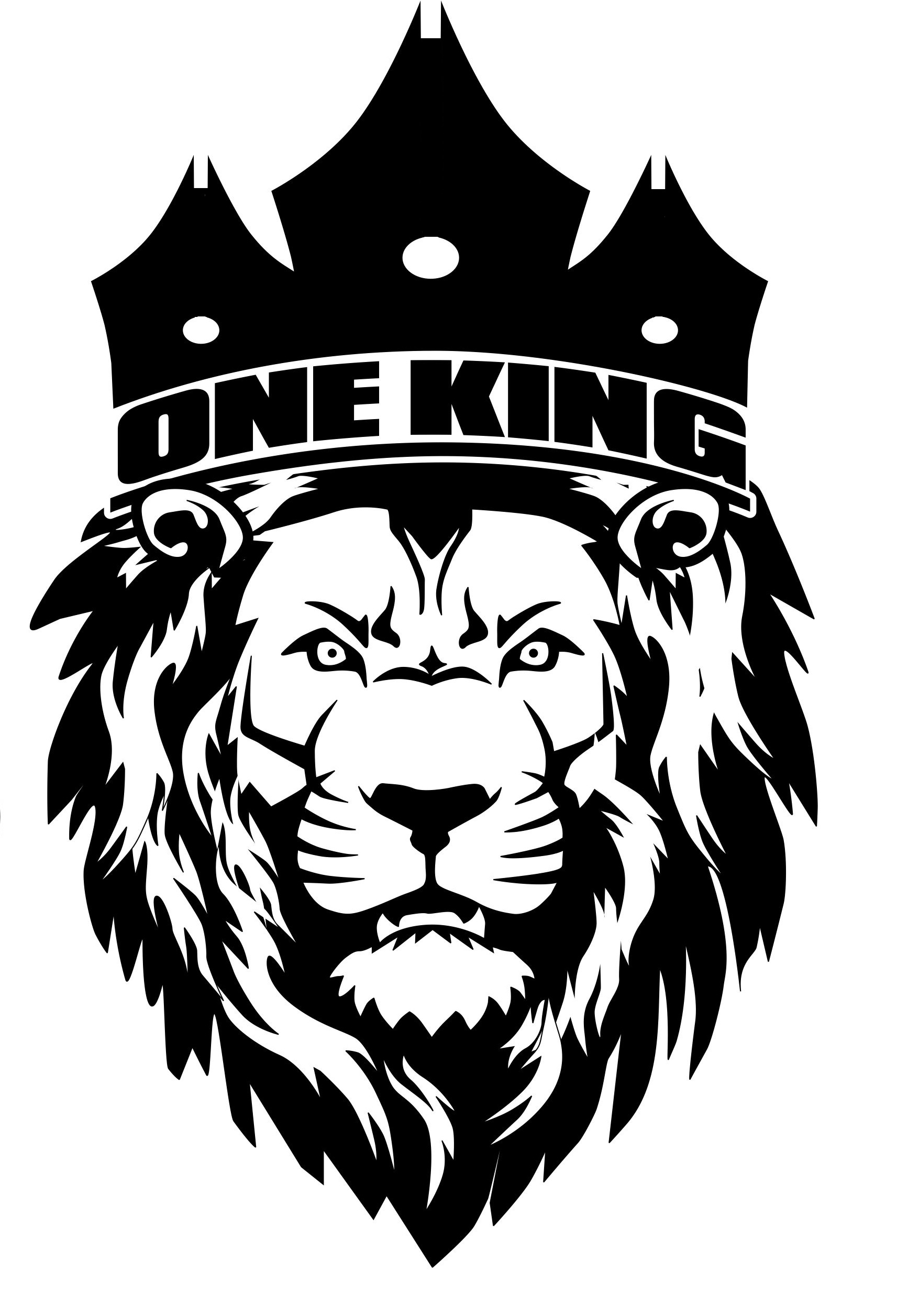 Image Gallery king james lion logo