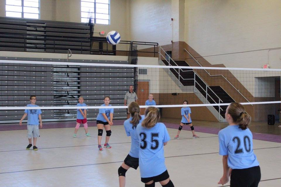 Volleyball Fun! -