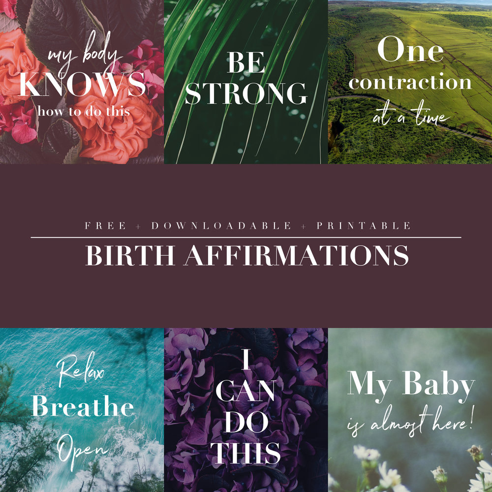 birth-affirmations-birth-flag-free-printable
