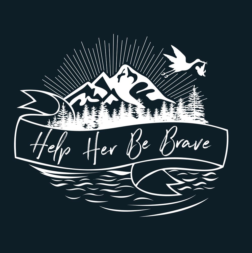 T-shirt Design  — Save the Storks. 2018