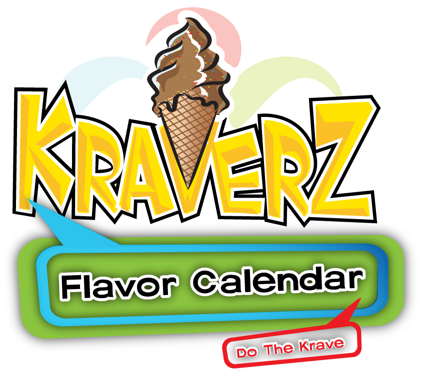 Visit Kraverz Flavor Calendar. See You Soon After!
