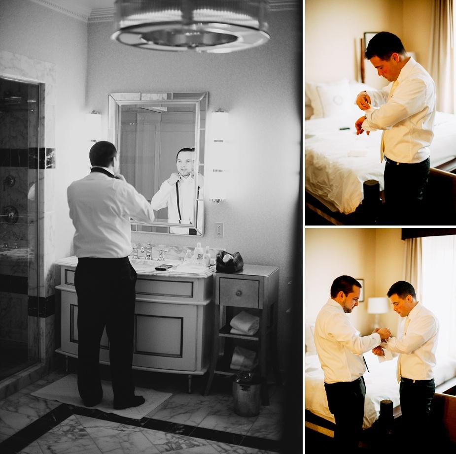 getting ready at the pfister Milwaukee Wedding Photographer, Pfister Wedding