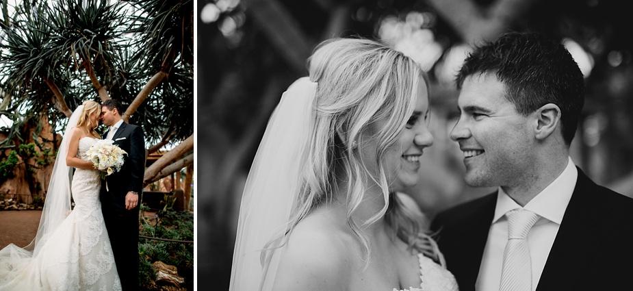 Milwaukee Wedding Photographer, Pfister Wedding, winter wedding, Domes