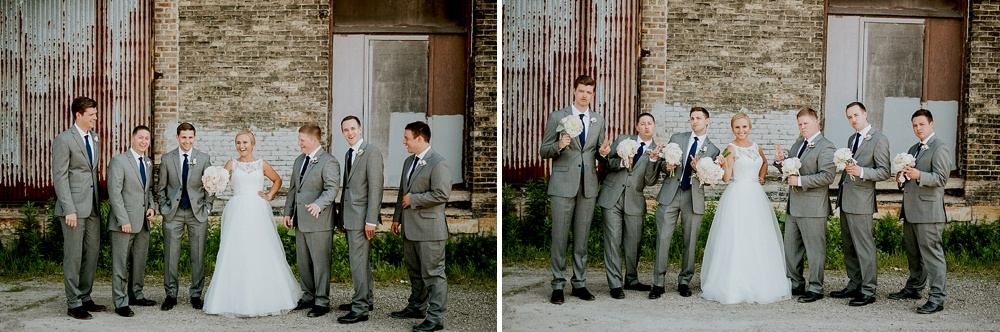 Fifth Ward - Milwaukee Wedding Photographer