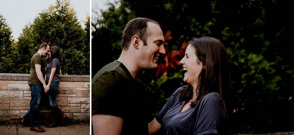 Klode Park Engagement Session - Milwaukee Wedding Photographer