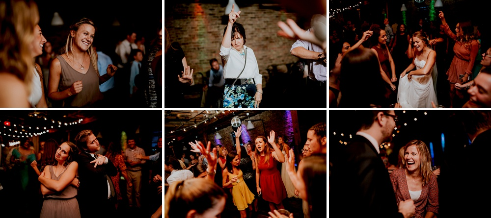 Milwaukee Wedding Photographer - The Haight Wedding - Elgin - Dance Floor