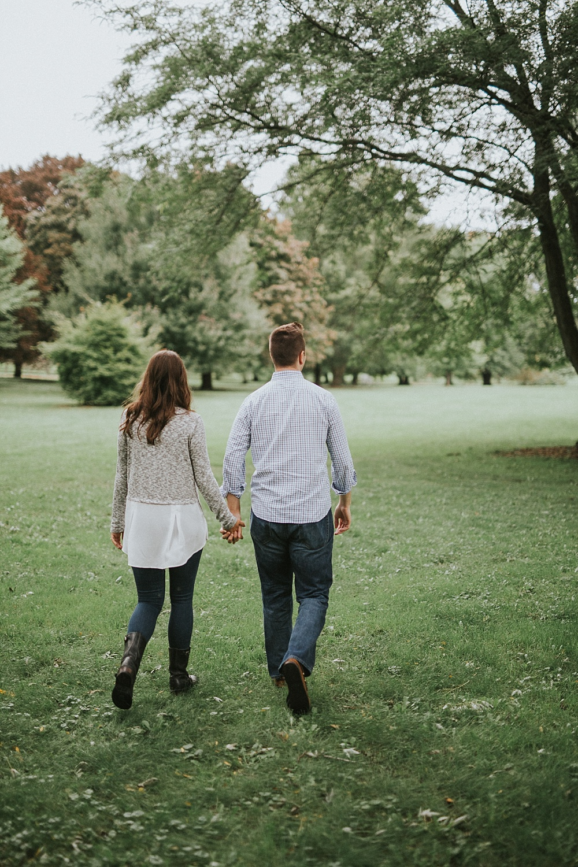 Madison Engagement Session - Wisconsin Wedding Photographer - Milwaukee
