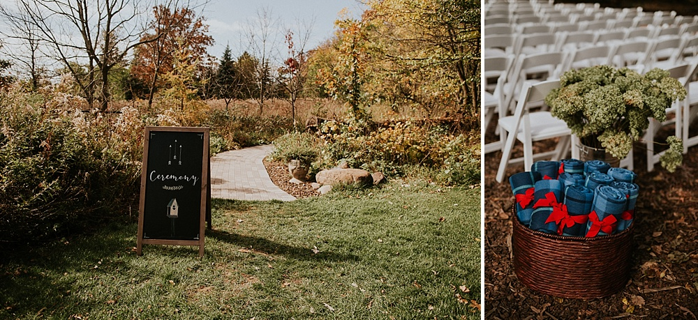 The Farm At Dover Wedding - Autumn - Fall Wedding - Milwaukee Wedding Photographer - Liller Photo