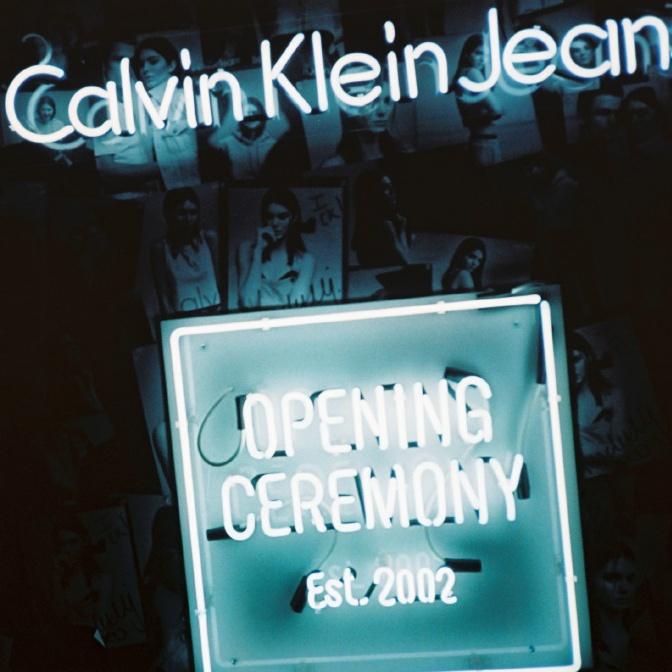 Calvin Klein x KJ x OC
