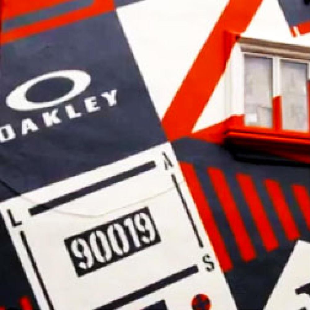 Oakley In Residence