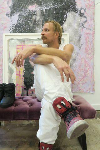 Chad Muska, Pro Skater @themuska