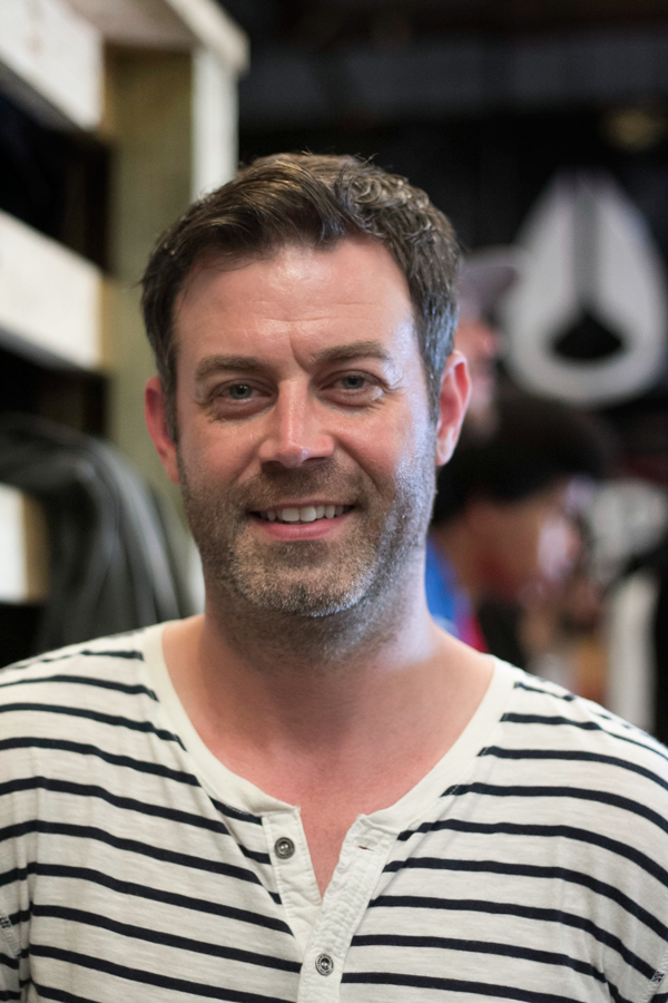 Robert Brink(Writer), Moderator of Do You Even Skate? @robertbrink