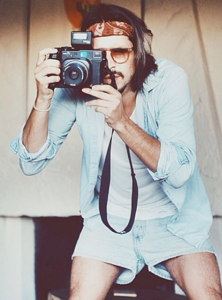 Henrik Purienne, Photographer and Editor-In-Chief, Mirage Magazine @purienne_