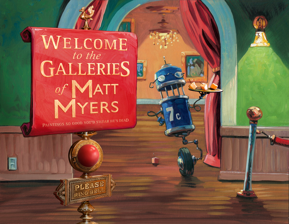 Welcome myerspaints