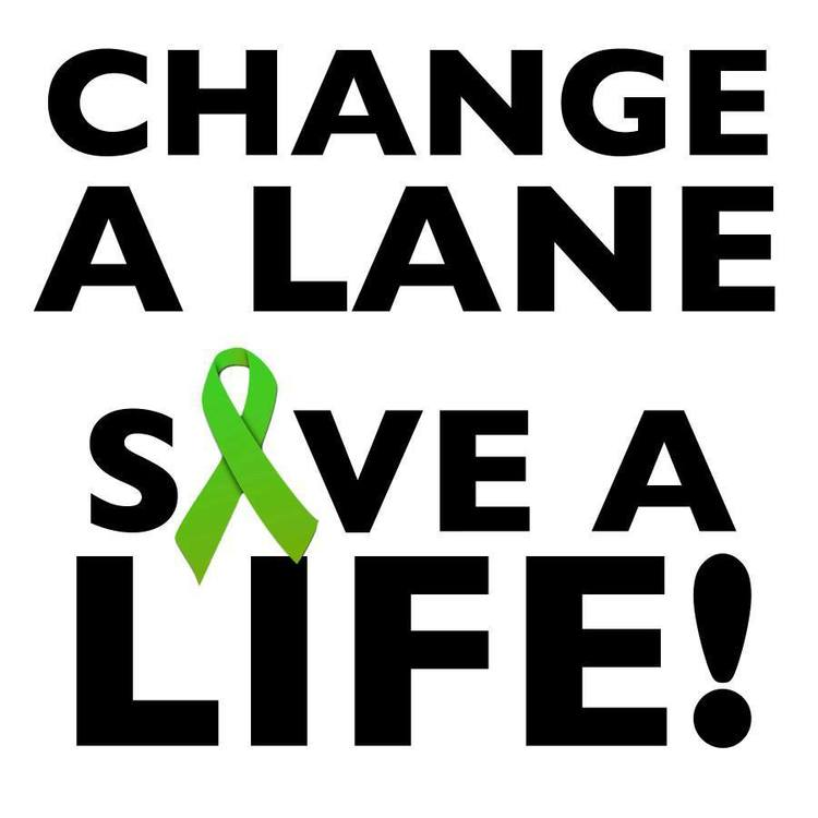 Remember Matthew - Change a lane, save a life