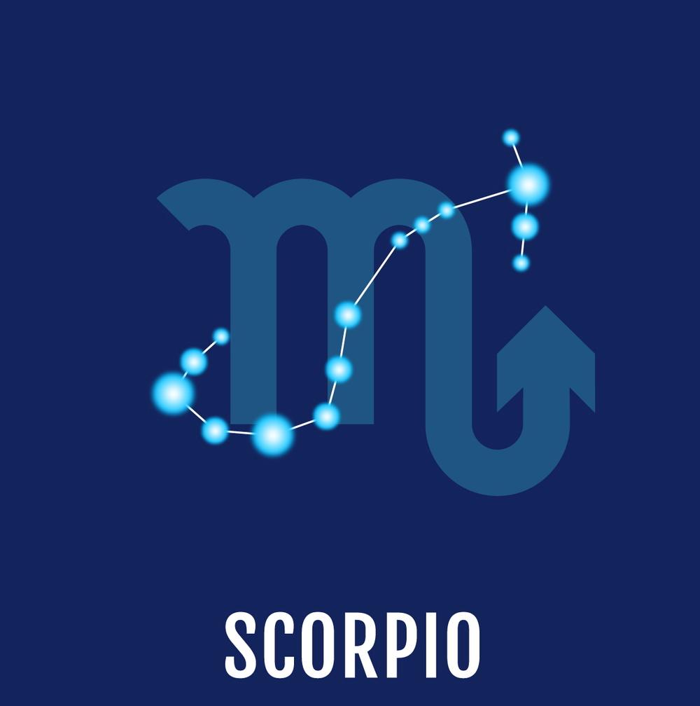 scorpio strongest sign