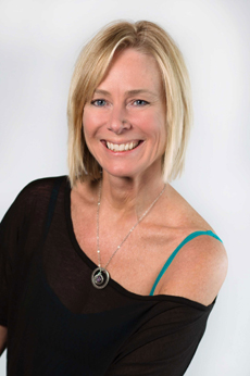 Janice Hanrahan, Owner/Founder, Oasis Yoga Spa